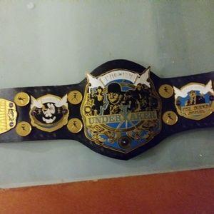 Undertaker Phenom Belt